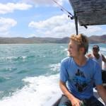 Boat trip to Manzanillo