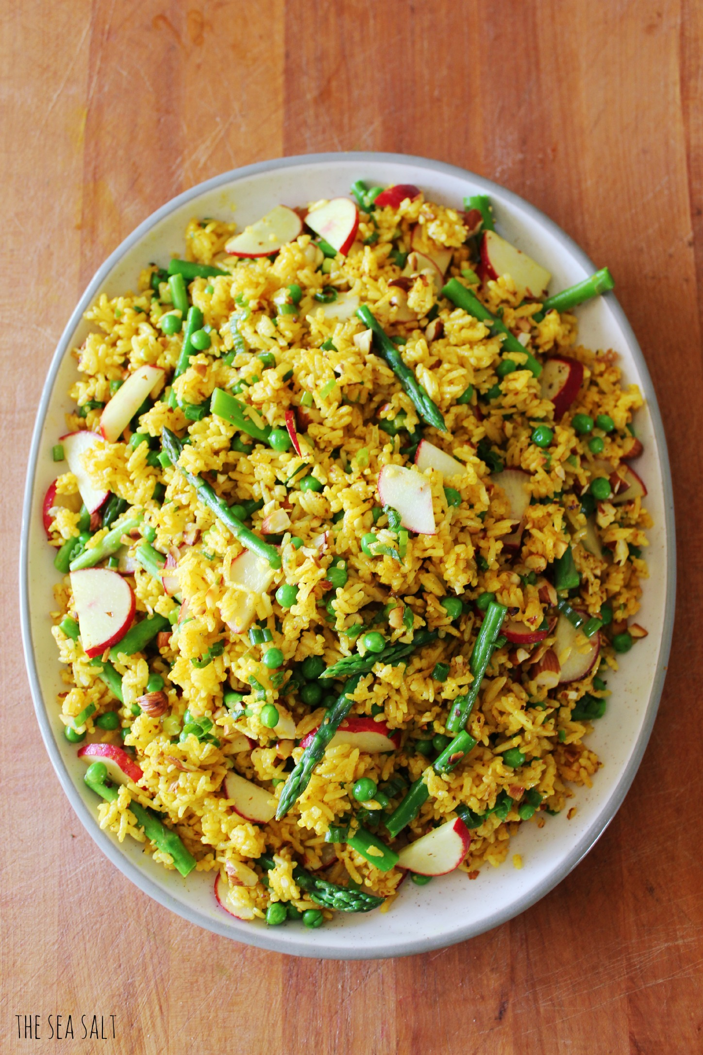 Easter Curry Salad