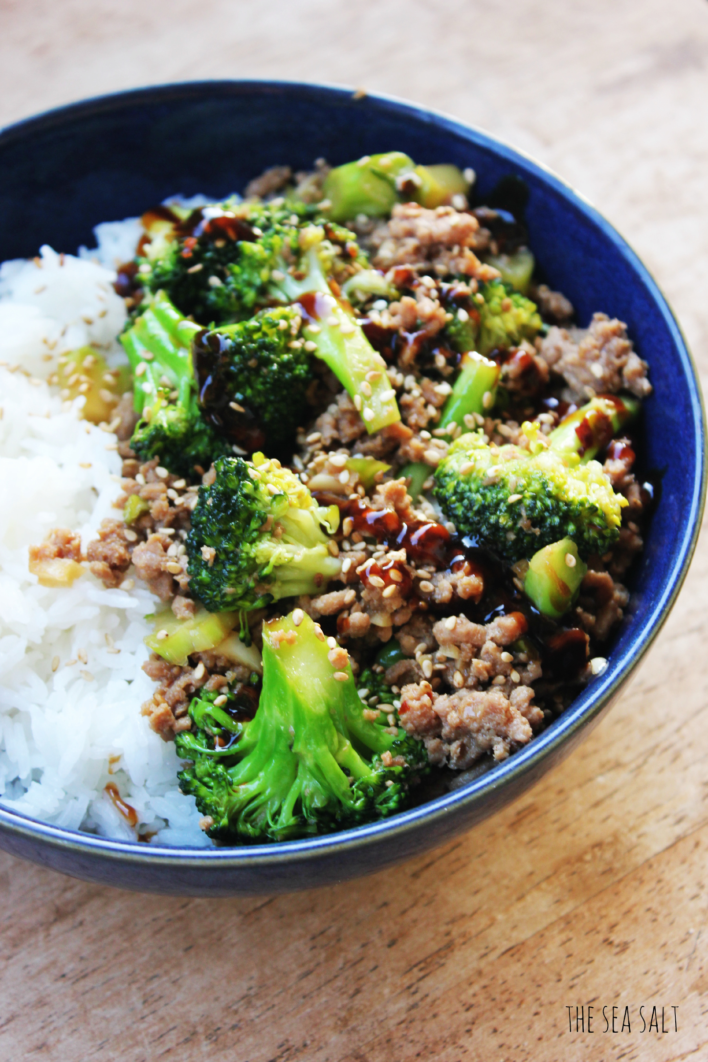 Spicy Stir-Fried Broccoli Stems Recipes — Dishmaps