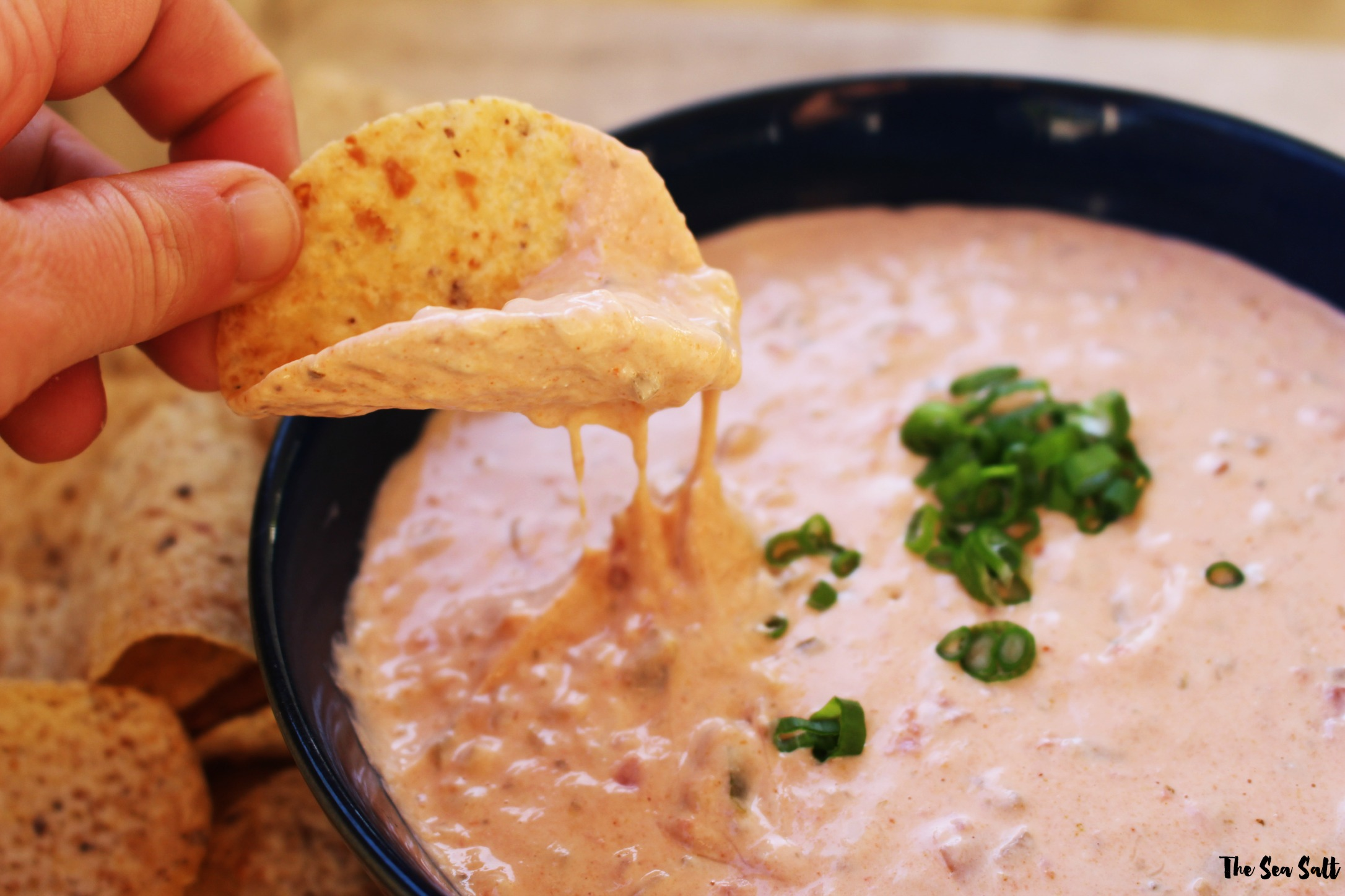 Easy Jalapeno Cheese Dip
