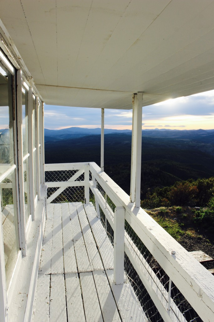 Black Mountain Lookout